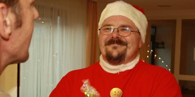 Weihnachtliches Ehrenamt