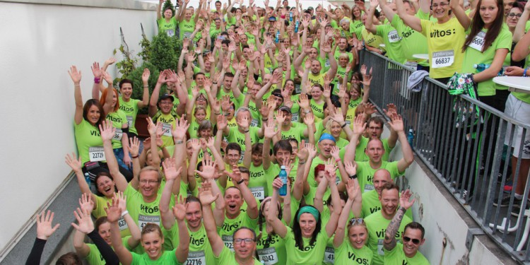 Vitos rennt! – J. P.-Morgan-Lauf in Frankfurt