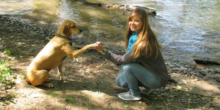 Paul & Ich helfen. Anders. – Tiergestützte Therapie