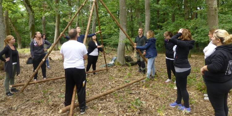 Green Networking – Das etwas andere Survival Training