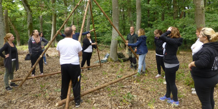 Green Networking – Das etwas andere Survival Training