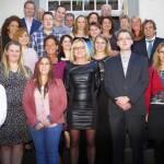 15 Krankenpflegeschüler von Vitos Herborn freuen sich nach drei Jahren Ausbildung über das bestandene Examen