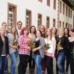 Alle zehn Auszubildenden haben das Examen an der Schule für Gesundheitsberufe Riedstadt erfolgreich bestanden