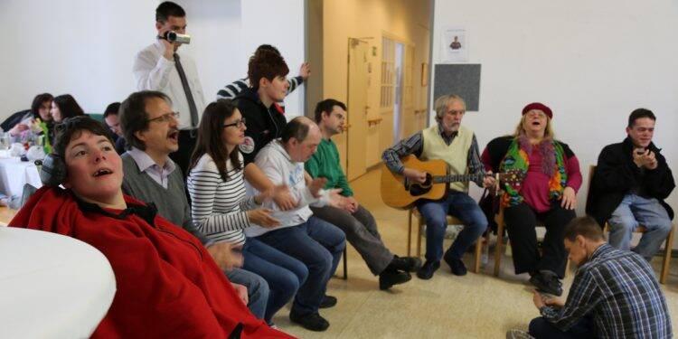 Musik verbindet – 40 Jahre Singkreis, 40 Jahre ehrenamtliches Engagement