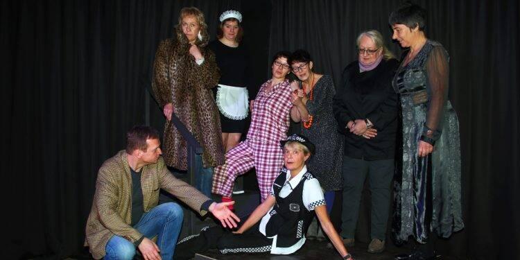 Bretter, die die Welt bedeuten/Lampenfieber – mit dem Vitos Theater-Ensemble auf der Bühne