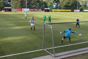 Richtig guter Fußball – Finale zwischen Vitos Hadamar und Vitos Gießen-Marburg