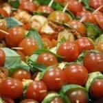 Tomatenspieße