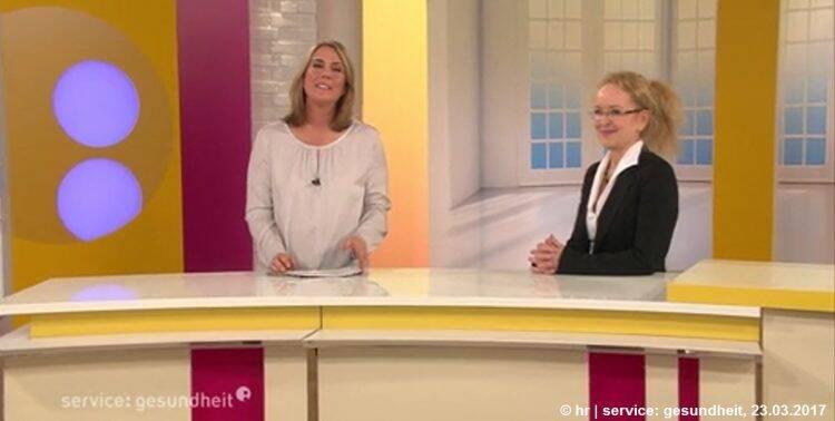 Neulich beim Hessischen Rundfunk
