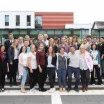 ?? Schüler der Vitos Schule für Gesundheitsberufe Oberhessen stellten sich dem Examen