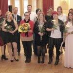 Große Freude über das bestandene Examen bei den Absolventen der Vitos Schule für Gesundheitsberufe Mittelhessen