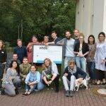 Vier Absolventen der Vitos Schule für Gesundheitsberufe Hochtaunus bleiben im Unternehmen