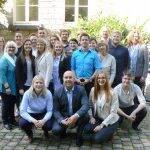 Elf der examinierten Gesundheits- und Krankenpfleger der Vitos Schule für Gesundheitsberufe Bad Emstal sind zukünftig bei Vitos Kurhessen im Einsatz