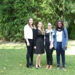 Vitos Schule für Gesundheitsberufe Riedstadt freuen sich über ihren Abschluss