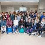 Insgesamt 41 Schüler beginnen ihre Ausbildung bei der Gesundheitsakademie Bergstraße