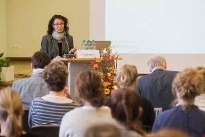 Ursula Zimmer spricht über das Phänomen Amok in der forensischen Psychiatrie