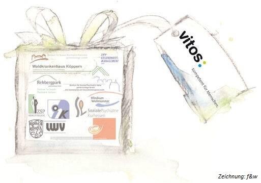 Aus einer Vielzahl an sperrigen Eigennamen geht die Marke Vitos hervor