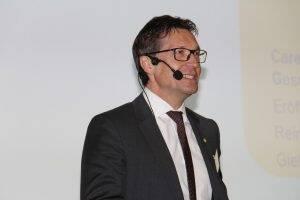 Geschäftsbereichsleiter Personal Jochen Schütz