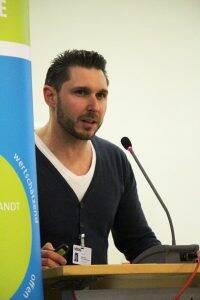 Oliver Karl berichtet über den Bachelor-Studiengang Psychiatric Nursing