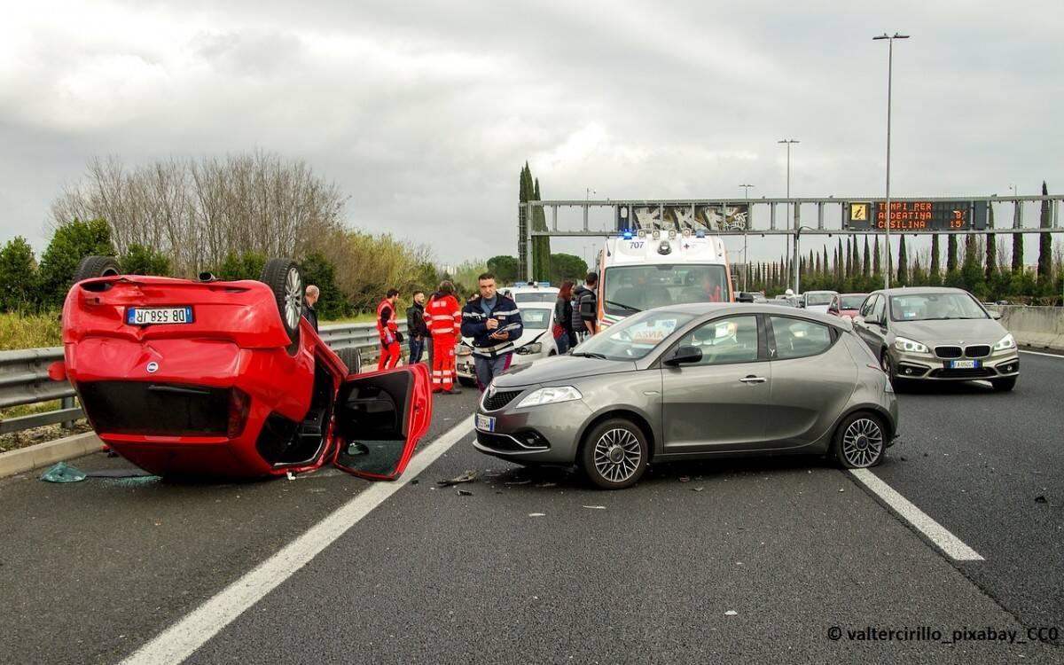Ein Verkehrsunfall kann ein traumatisches Erlebnis sein