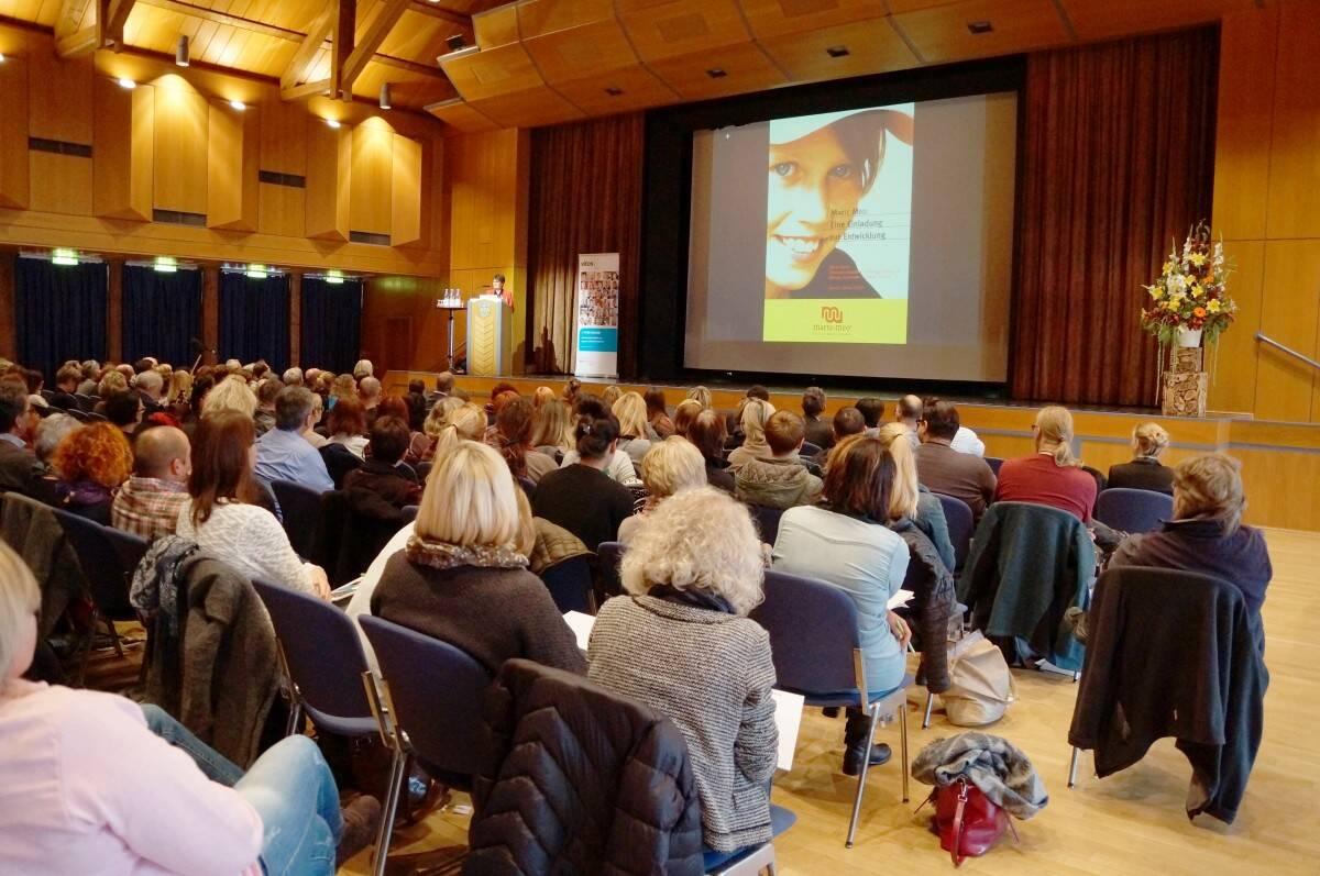 Fachtag Forum Heilpädagogik in Idstein 2016