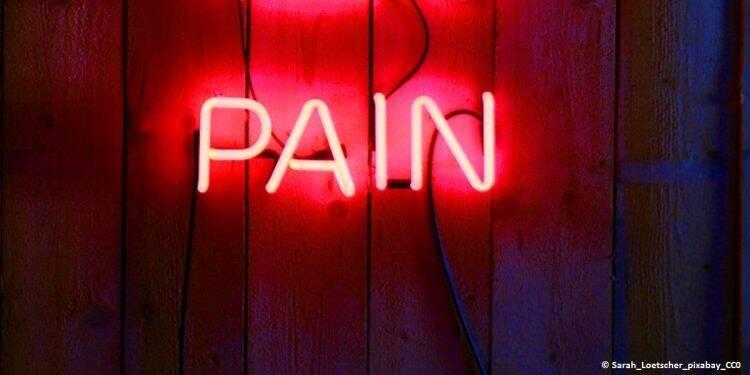 Schmerz lass nach