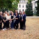 Die Examensschüler der Herbstprüfung der Vitos Schule für Gesundheitsberufe Riedstadt