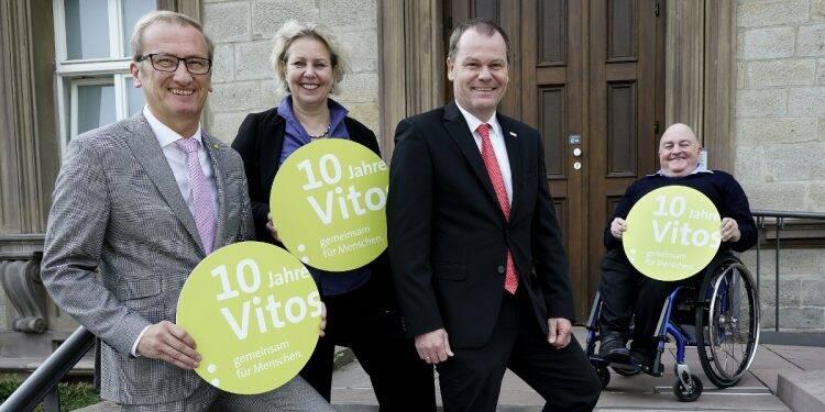Zehn Jahre Vitos: Festakt steht im Zeichen der Digitalisierung