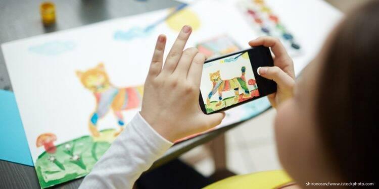 Gesund aufwachsen in der digitalen Welt