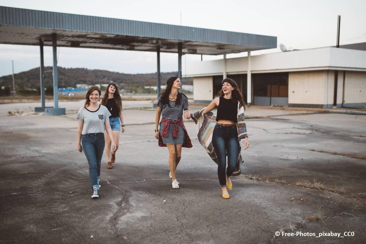 Freunde haben einen großen Einfluss auf Jugendliche