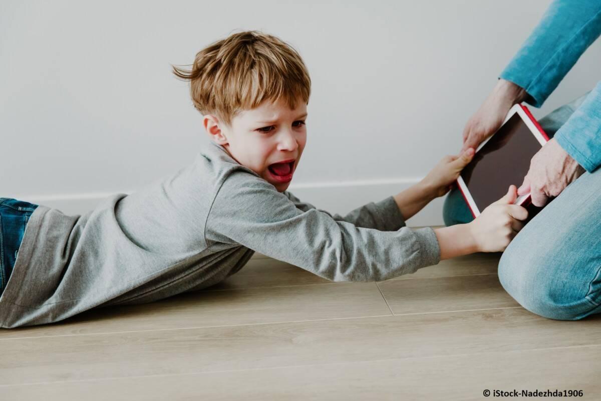 Kinder müssen den Umgang mit ihren Aggressionen erst lernen