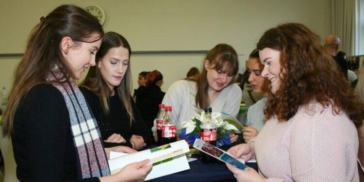 Career Day der Vitos Schulen für Gesundheitsberufe