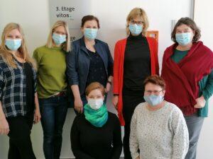 Das Team von vitos Reha Hanau.