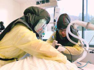 Intensivstation der vitos Klinik für Neurologie Weilmünster