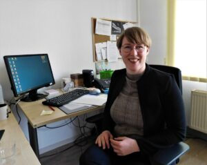 Jugendlichenpsychotherapeutin Vera Heselhaus